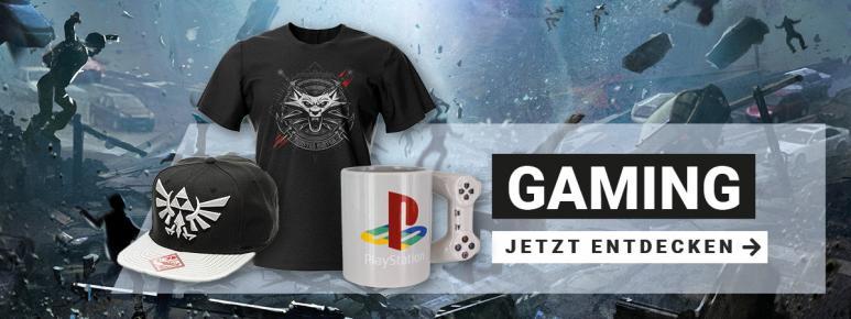 Gaming Merchandise