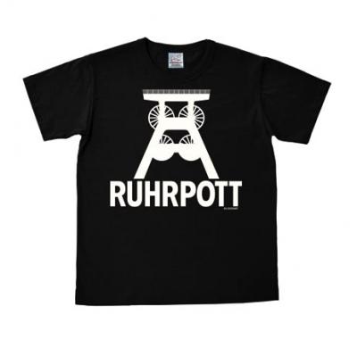 Logoshirt - Ruhrpott - Logo - Easyfit - T-Shirt