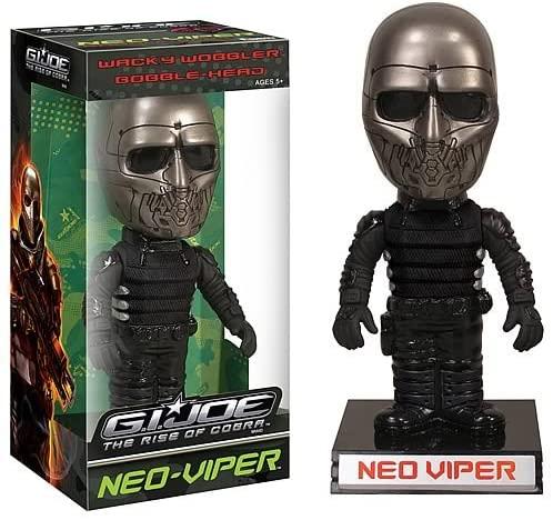 G.I. Joe - Bobble Head - Neo-Viper Wackelkopf