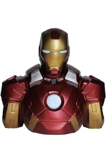 Marvel Comics Spardose Iron Man 22 cm