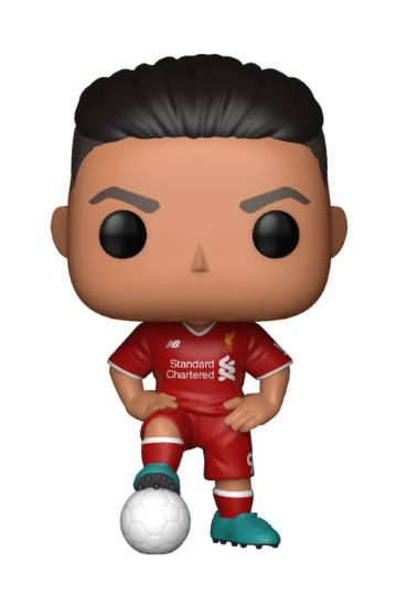 EPL POP! Football Vinyl Figur Roberto Firmino (Liverpool) 9 cm