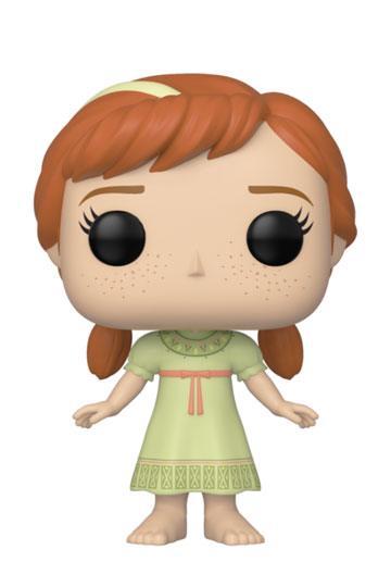 Die Eiskönigin II POP! Disney Vinyl Figur Young Anna 9 cm