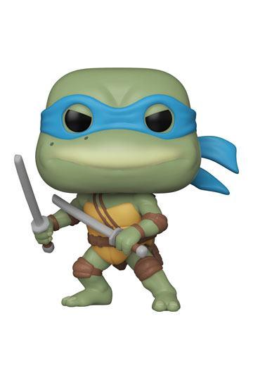 Teenage Mutant Ninja Turtles POP! Television Vinyl Figur Leonardo 9 cm