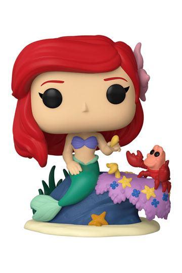 Disney: Ultimate Princess POP! Disney Vinyl Figur Ariel 9 cm