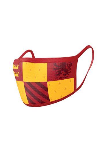 Harry Potter Stoffmasken 2er-Pack Gryffindor