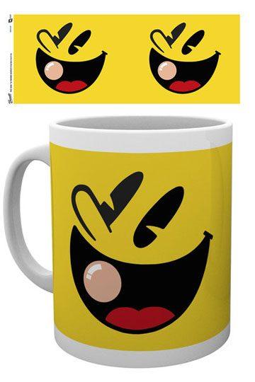 Pac-Man Tasse Face