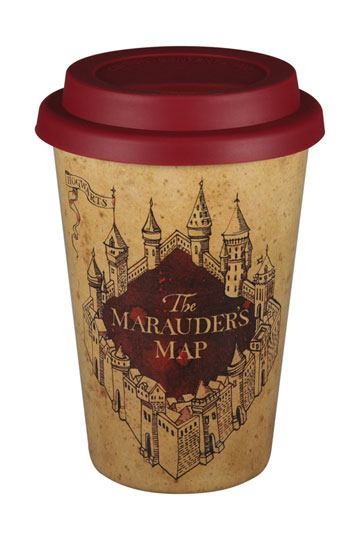 Harry Potter Reisetasse Marauders Map