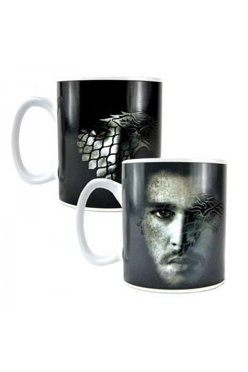 Game of Thrones Tasse mit Thermoeffekt Jon Schnee