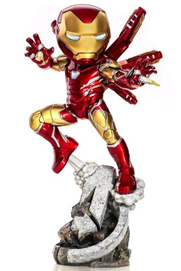 Avengers Endgame Mini Co. PVC Figur Iron Man 20 cm