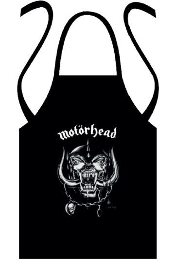 Motörhead Kochschürze Logo