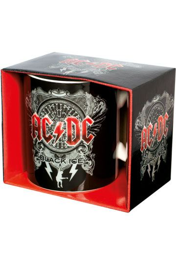 AC/DC Tasse Black Ice