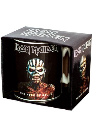 Iron Maiden Tasse The Book of Souls
