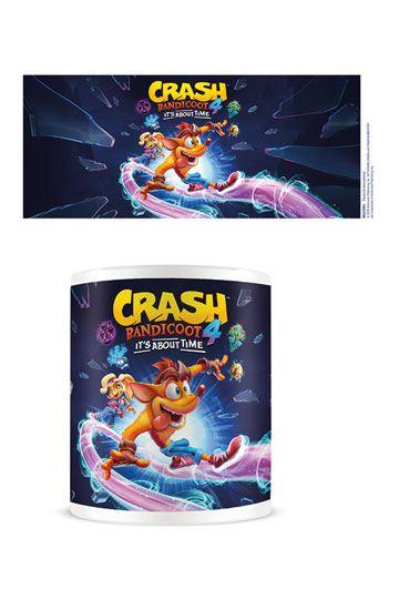 Crash Bandicoot 4 Tasse It's About Time
