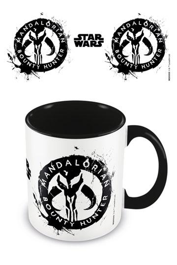 Star Wars: The Mandalorian (Sigil) Black Inner Coloured Mug