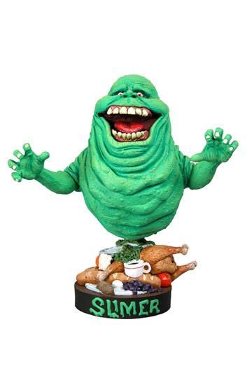 Ghostbusters Head Knocker Wackelkopf-Figur Slimer 18 cm