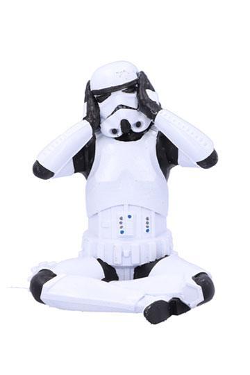 Original Stormtrooper Figur Hear No Evil Stormtrooper 10 cm