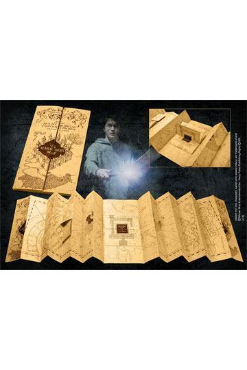 Harry Potter Replik 1/1 Die Karte des Herumtreibers