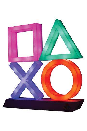 PlayStation Leuchte Icons XL