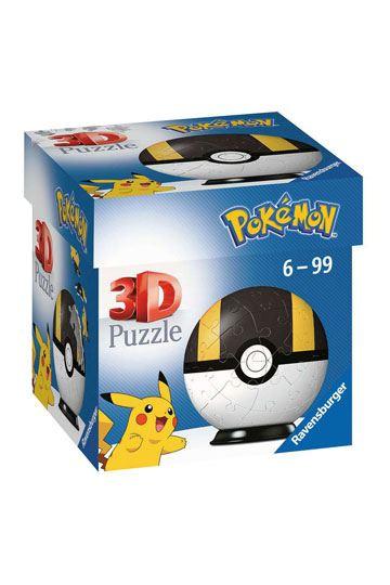 Pokémon 3D Puzzle Pokéballs: Hyperball (54 Teile)