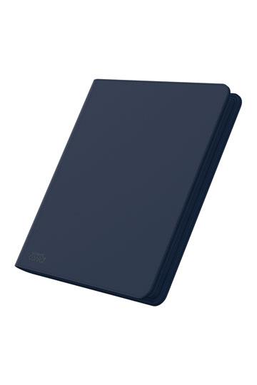 Ultimate Guard Zipfolio 480 - 24-Pocket XenoSkin (Quadrow) - Blau