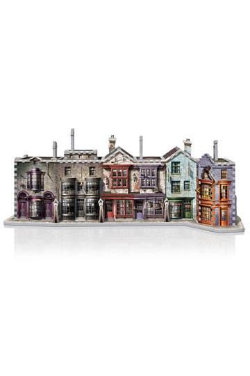 Harry Potter 3D Puzzle Winkelgasse