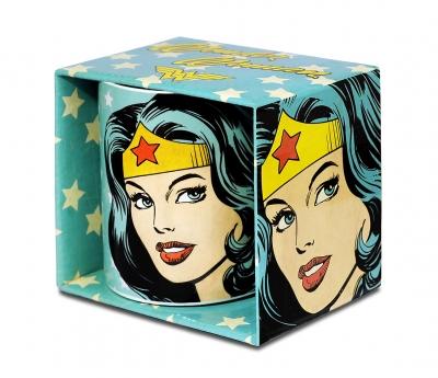 Logoshirt DC Comics - Wonder Woman Portrait Porzellan Tasse