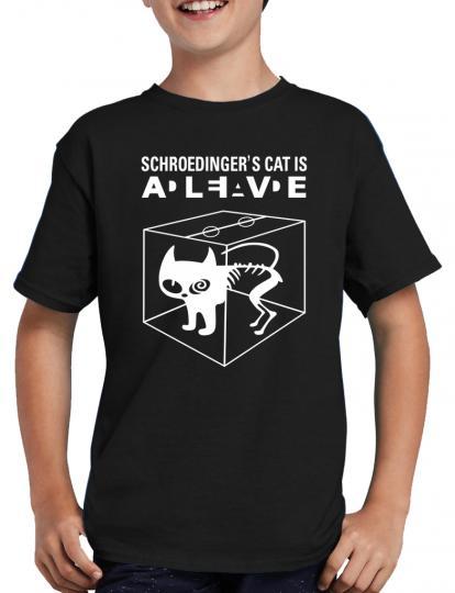 Schroedingers Cat T-Shirt