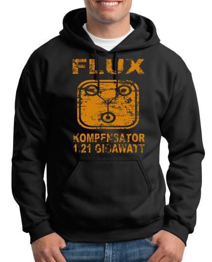 Flux Kompensator 1.21 Gigawatt Kapuzenpullover