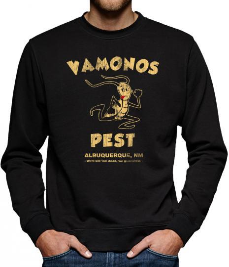 TLM Vamonos Pest Sweatshirt Pullover Herren