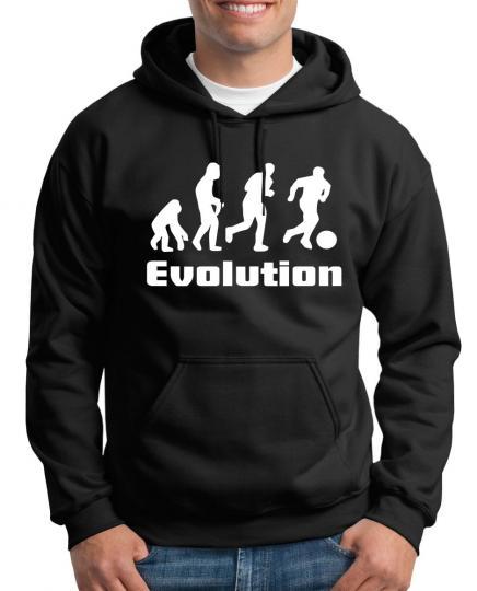 Evolution Fussball Kapuzenpullover