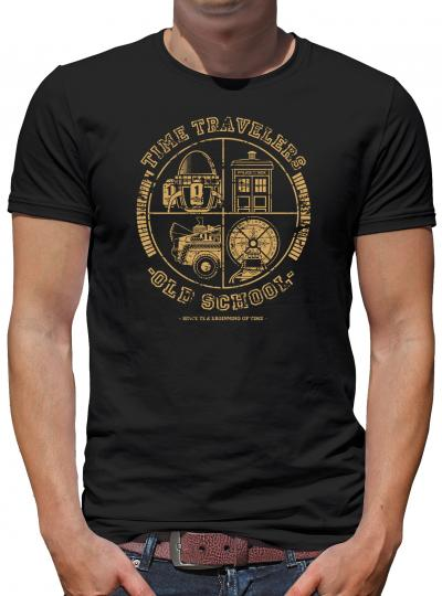All Time Travellers T-Shirt