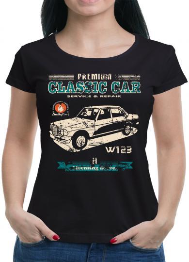 Oldtimer Typ W123 Youngtimer Benz T-Shirt