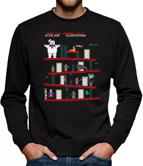 TLM Ecto 1UP Sweatshirt Pullover Herren