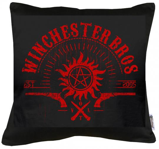 Winchester V.O.L.T. Kissen mit Füllung 40x40cm
