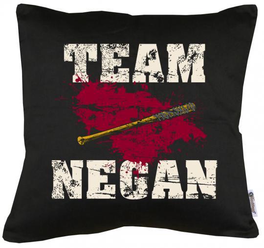 Team Negan Kissen mit Füllung 40x40cm