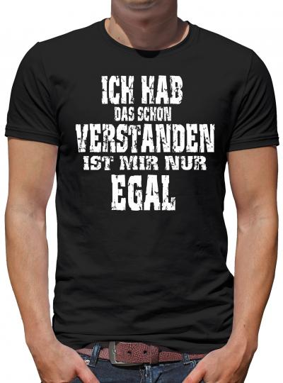 Ich habe das Verstanden... T-Shirt