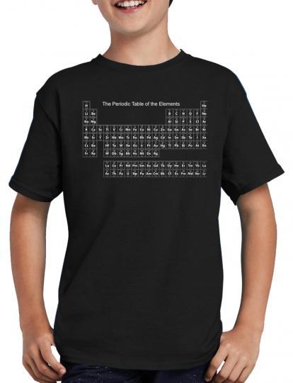 Sheldons Periodic-System T-Shirt