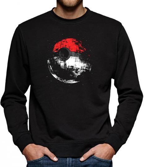 TLM Death Poke Sweatshirt Pullover Herren