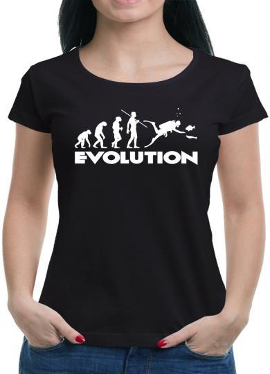 Evolution Dive T-Shirt S