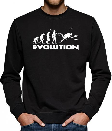 TLM Evolution Dive Sweatshirt Pullover Herren