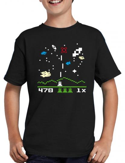 Astro Invaders T-Shirt