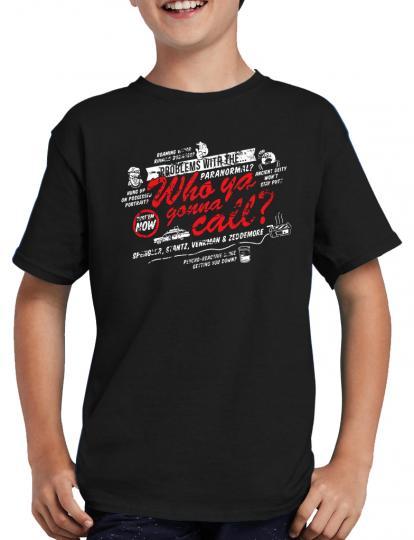 Paranormal? Who ya gonna call? T-Shirt