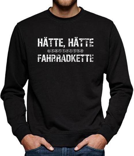 TLM Hätte Hätte Fahrradkette Sweatshirt Pullover Herren
