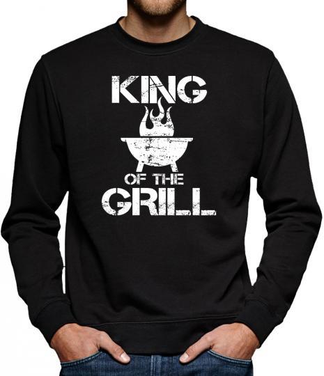 TLM King of the Grill Sweatshirt Pullover Herren