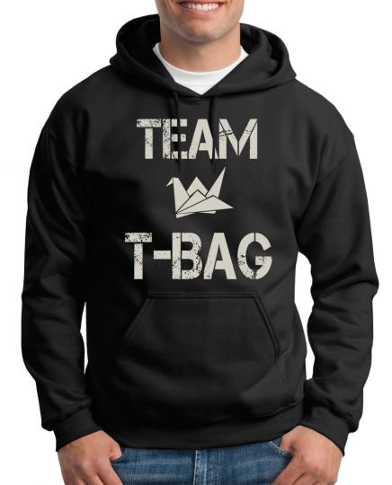 Team T-Bag Kapuzenpullover