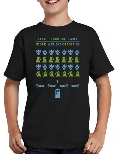 Bad Wolf Arcade T-Shirt