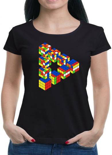 Escher Zauberwürfel T-Shirt