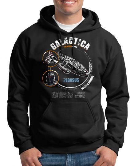 Galactica Kapuzenpullover