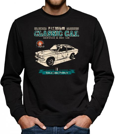 TLM Kadett C Coupe Sweatshirt Pullover Herren