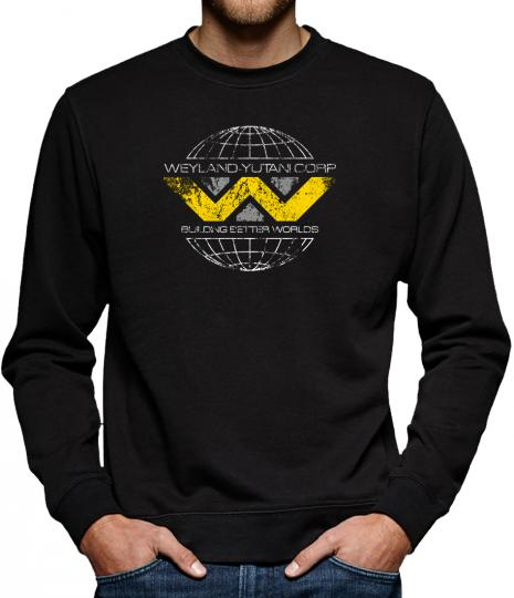 TLM Weyland Yutani Corp Sweatshirt Pullover Herren